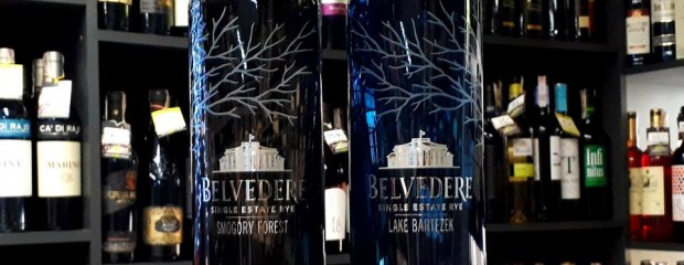 Poznaj Belvedere Single Estate Rye