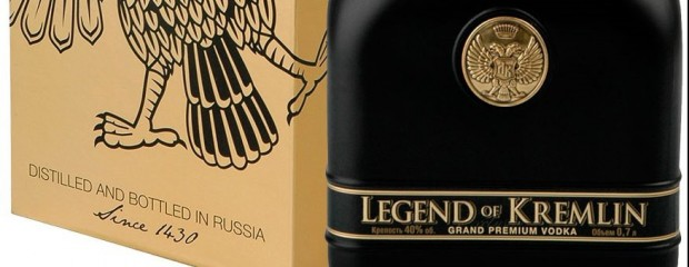 Legend of Kremlin Premium Gold